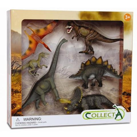 Collecta Set 6 figurine preistorice