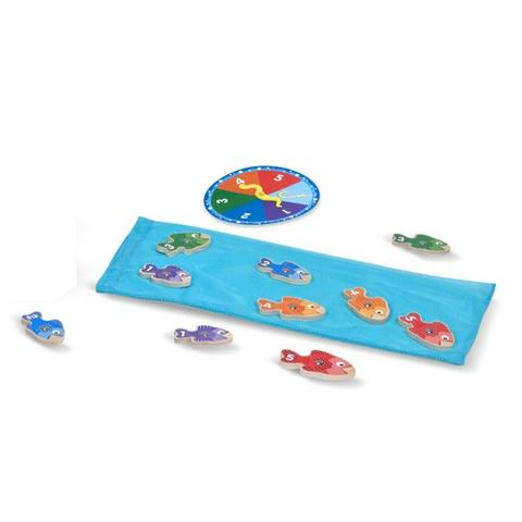 Melissa&Doug Joc magnetic de pescuit Melissa and Doug