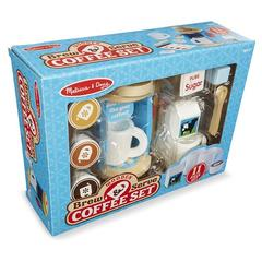 Melissa&Doug Set de joaca Espressor Melissa and Doug