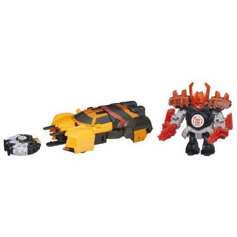 Hasbro Roboti Transformers RID Minicon Deployers Autobot Drift and Jetsore