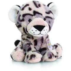 Snow Leopard Pippins 14 cm Keel Toys