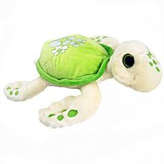 Broscuta testoasa de plus verde Turtley Awesome 30 cm Keel Toys
