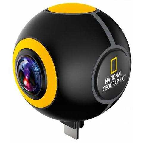 National Geographic Camera Video Spy Android Action 720HD
