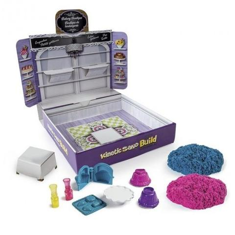 Spin Master Nisip Kinetic - Cofetarie 340 g - Kinetic Sand