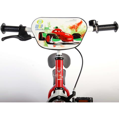 E & L CYCLES Bicicleta Disney Cars 14'