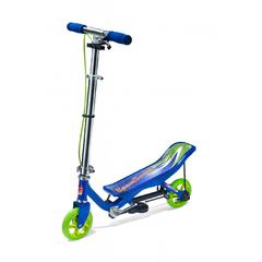 Trotineta Space Scooter X360 Series Junior Albastru