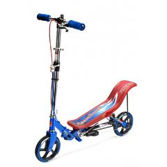 Trotineta Space Scooter X580 Series, Rosu Albastru