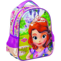 Ghiozdan de gradinita Sofia the First - Ready for fun