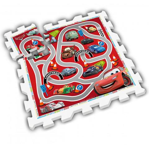 STAMP Puzzle Play Mat Cars