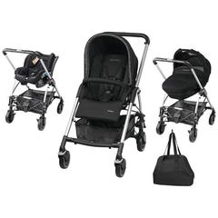 Carucior Trio Streety Next Bebe Confort Digital Black
