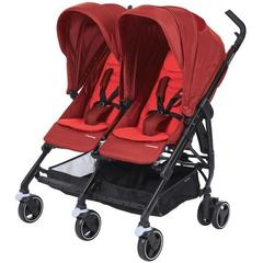 Carucior Dana For 2 Maxi Cosi Vivid Red