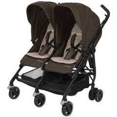 Carucior Dana For 2 Maxi Cosi Nomad Brown