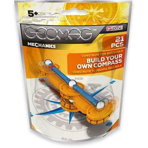 Geomag Set Constructie Magnetic Mechanics 21