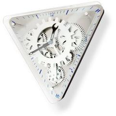 Clocks: Ceas GearUp Triangle