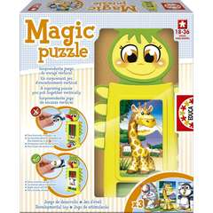 Puzzle Magic Omida