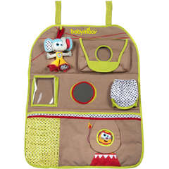 Babymoov – A104707 Organizator auto cu jucarii 'Playing is a party'