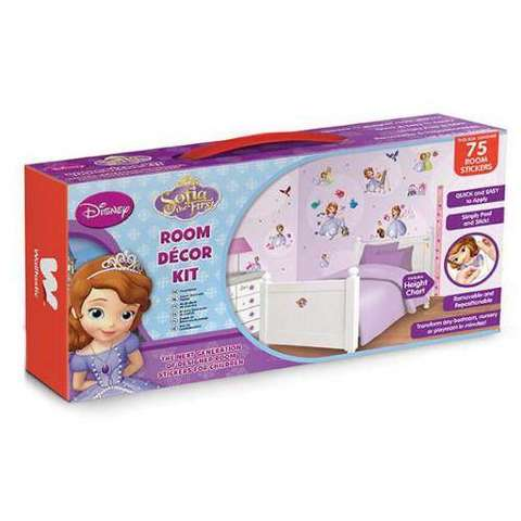 Walltastic Kit Decor Sofia The First
