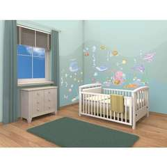 Kit Decor Baby Under the Sea